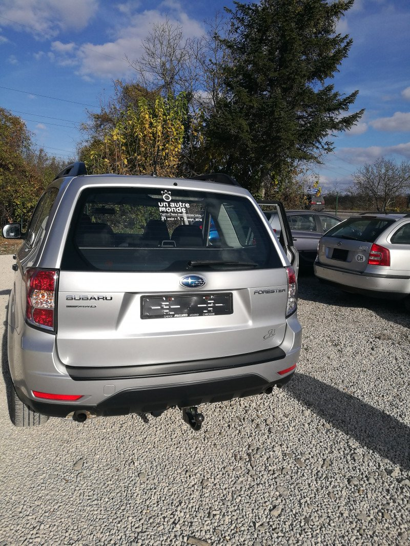 Subaru Forester - image 4