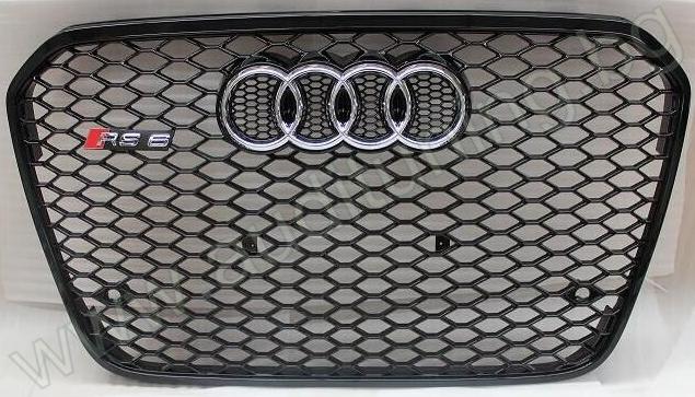 Решетка за Ауди А6/C7/Audi A6/RS6 2011 2012 2013 2014 2015