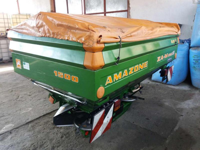 4- AMAZONE ZA-M maxis 1500