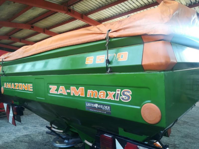 9- AMAZONE ZA-M maxis 1500