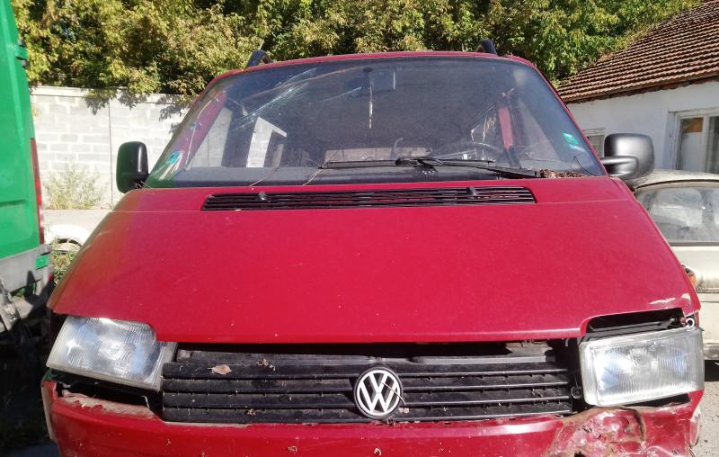 1- VW Caravelle