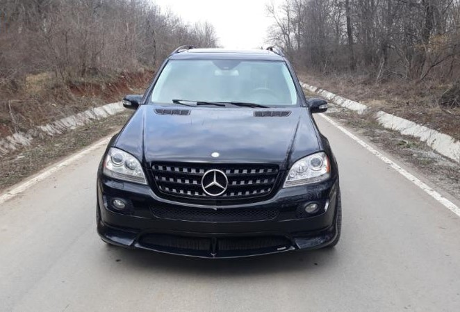Mercedes-Benz ML 500 - image 3