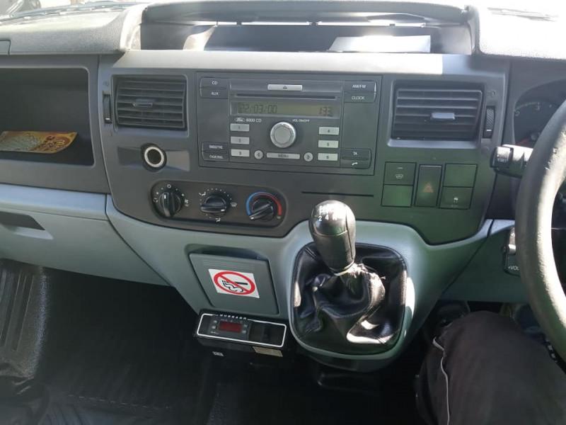 4- Ford Transit