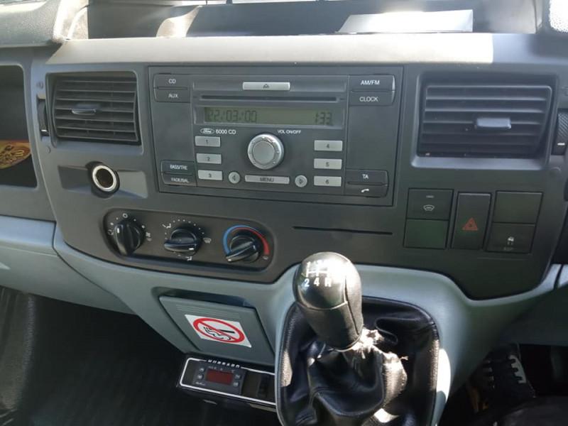 10- Ford Transit