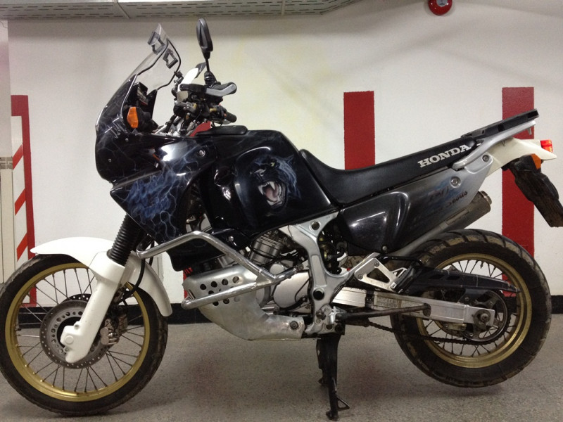 Honda Xrv