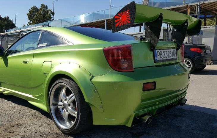 Toyota Celica - image 6