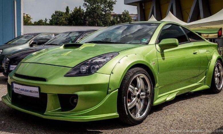 Toyota Celica - image 8