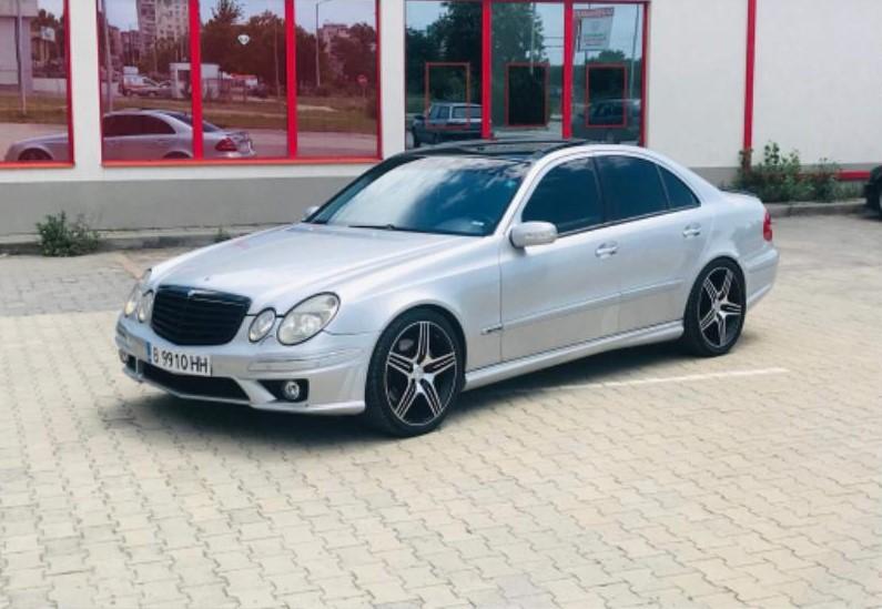 Mercedes-Benz Е 500