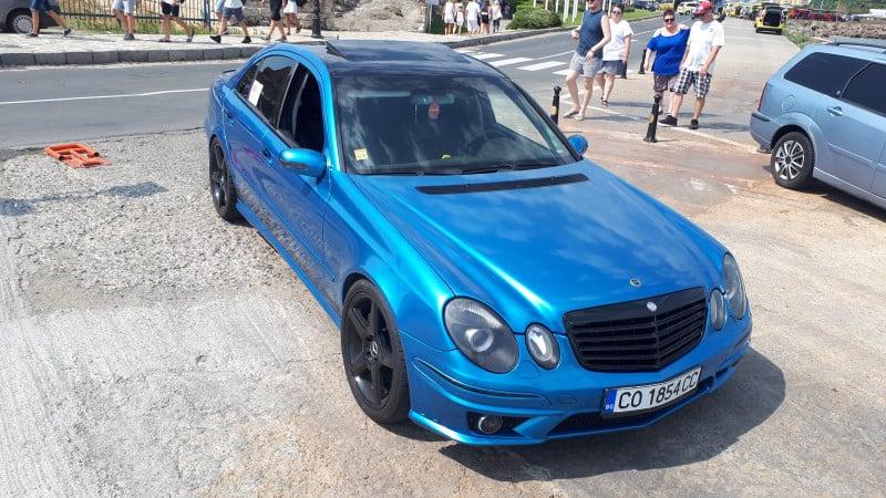 Mercedes-Benz Е 55
