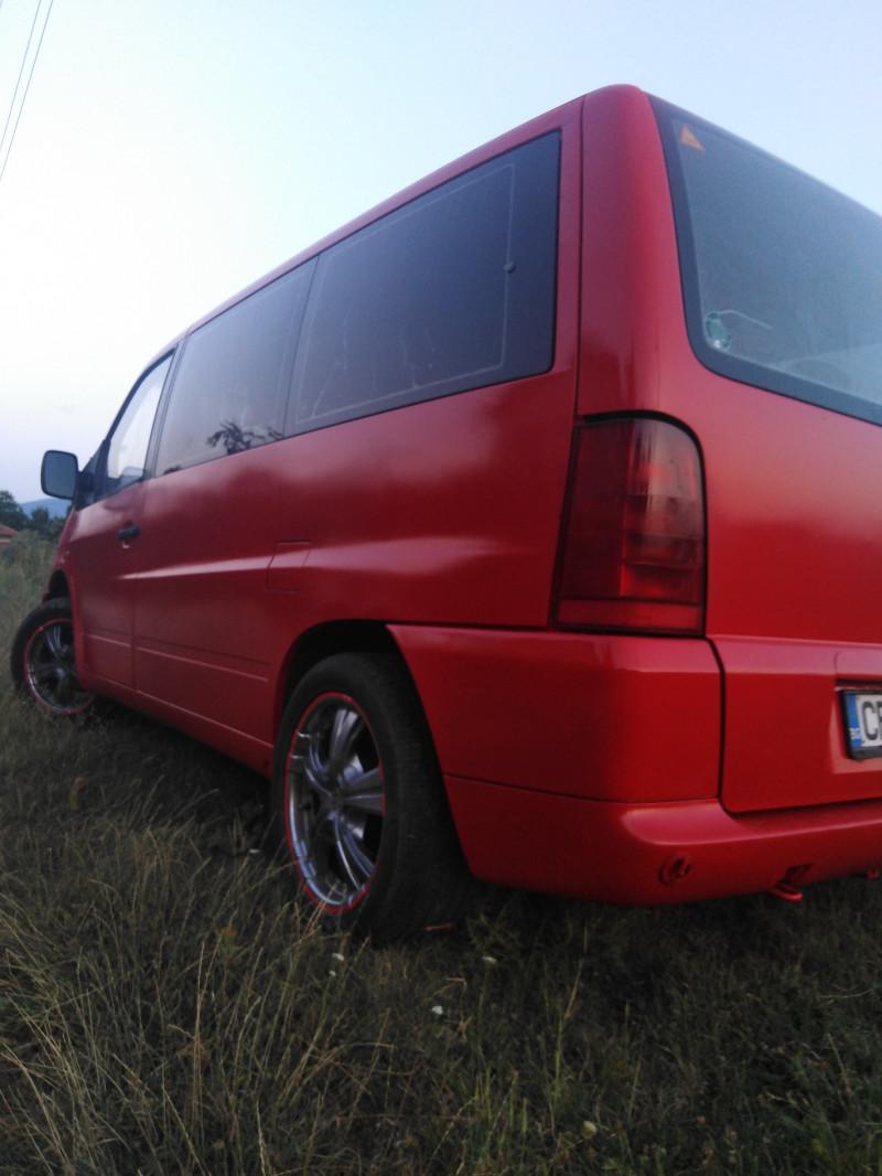3- Mercedes-Benz Vito