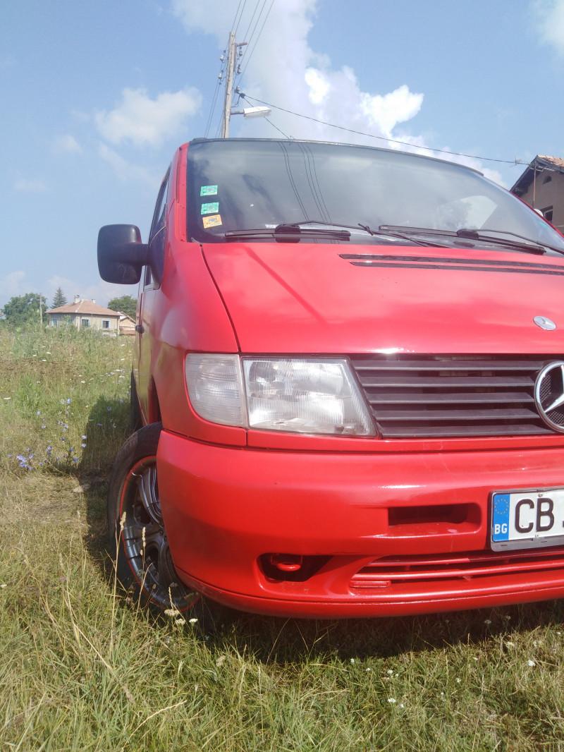6- Mercedes-Benz Vito