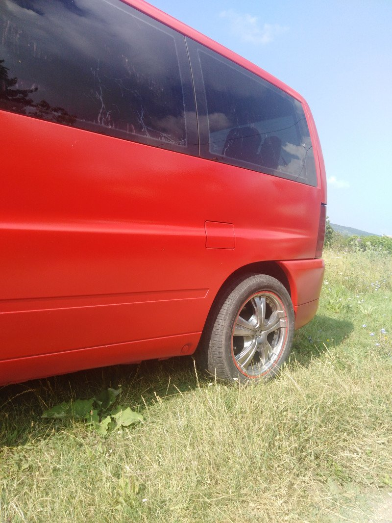 4- Mercedes-Benz Vito