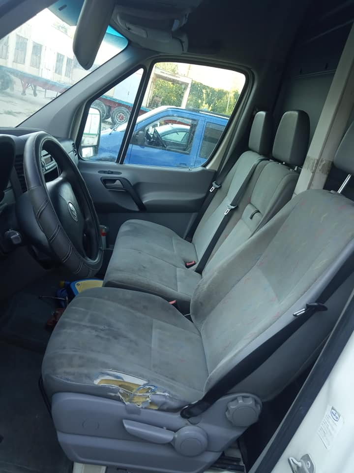 2- VW Crafter