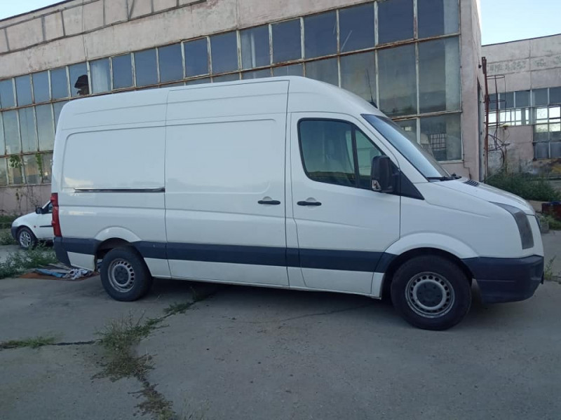 7- VW Crafter