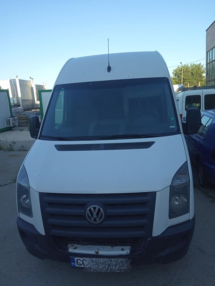 10- VW Crafter