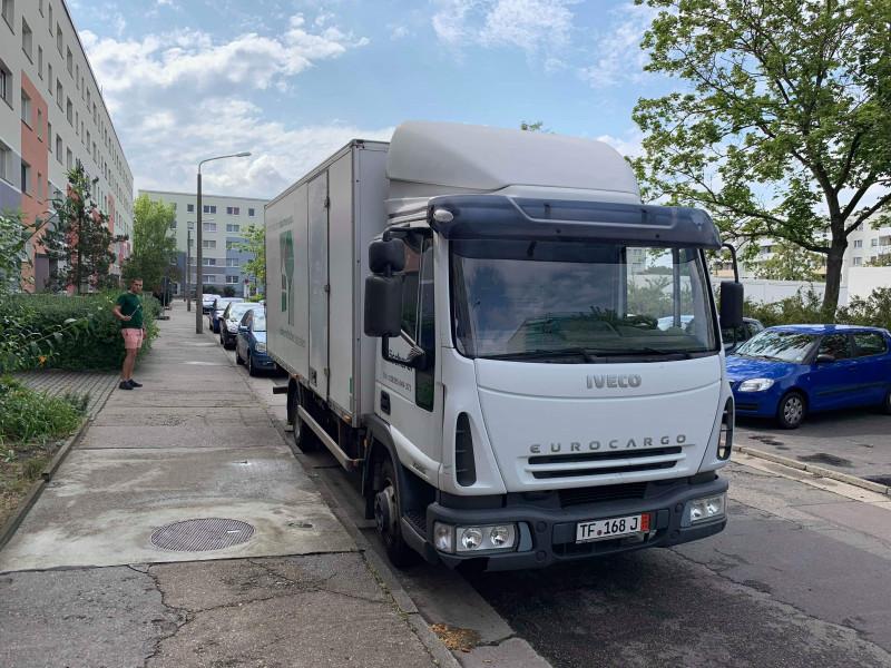 2- Iveco Eurogargo