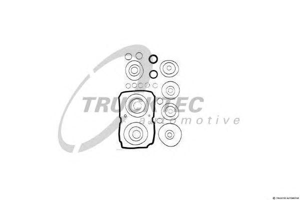 комплект гарнитури, автоматична предавателна кутия TRUCKTEC AUTOMOTIVE