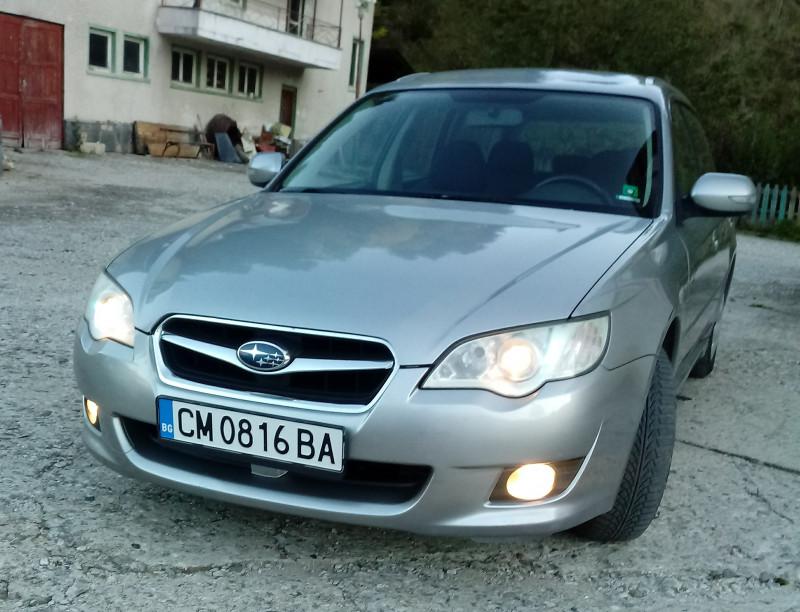Subaru Legacy - image 14