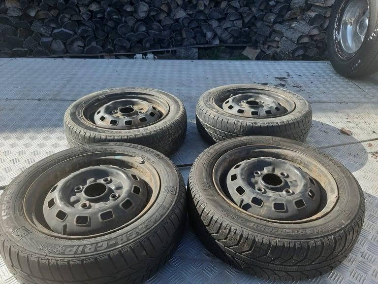 4 гуми с джанти
