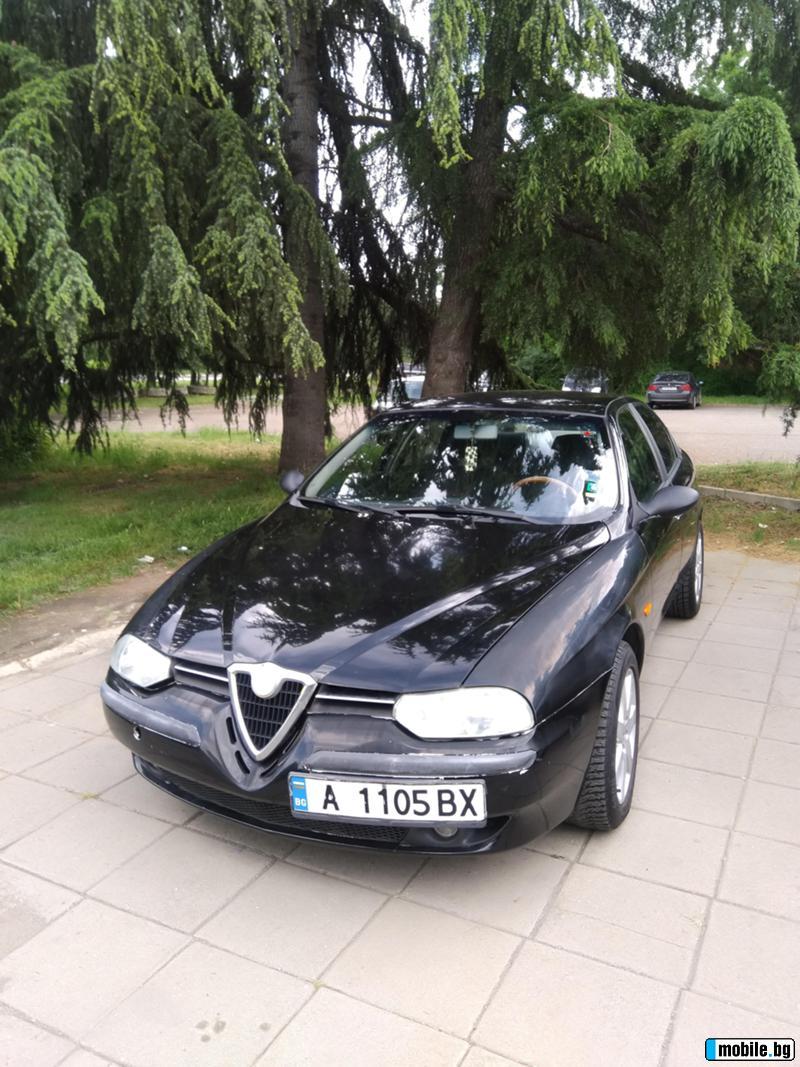 Alfa Romeo 156 - image 11