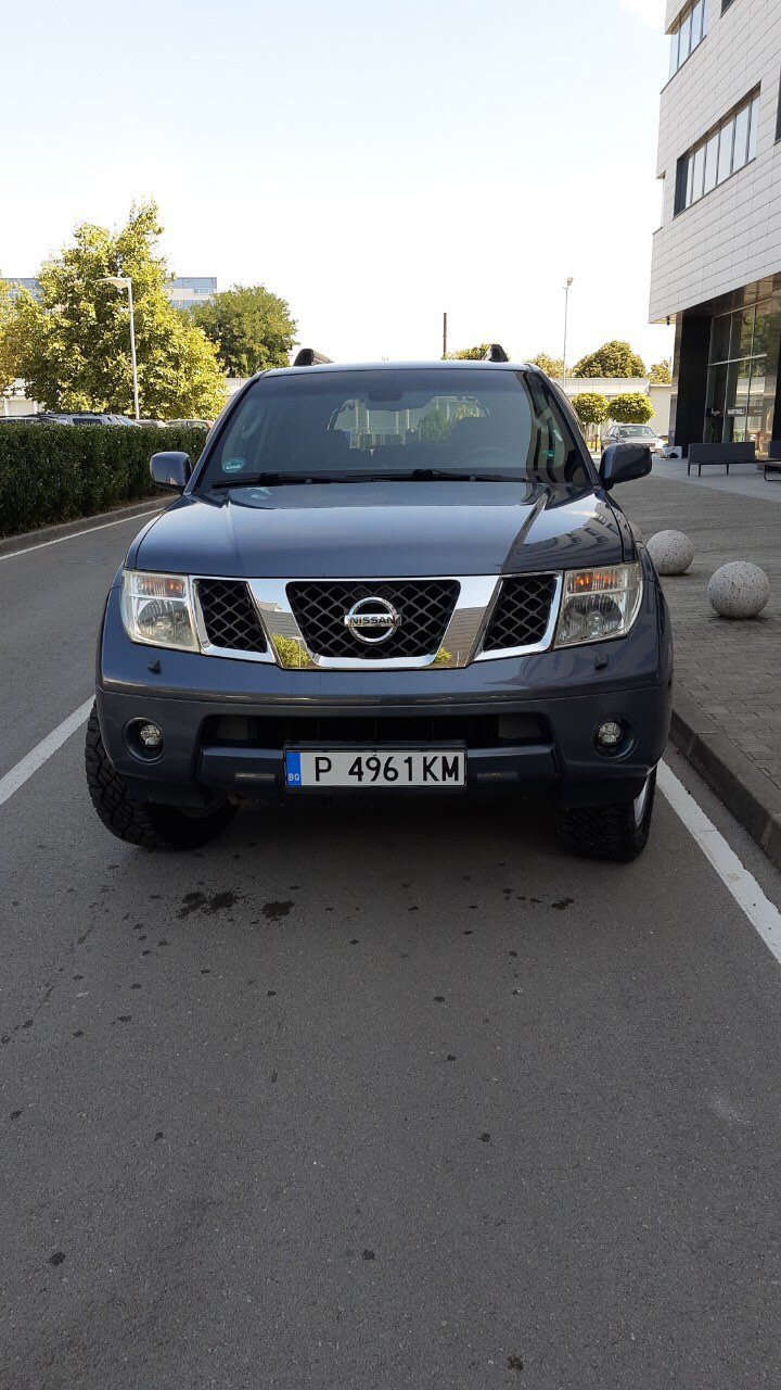 Nissan Parthfinder