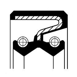 семеринг, раздатъчна кутия CORTECO