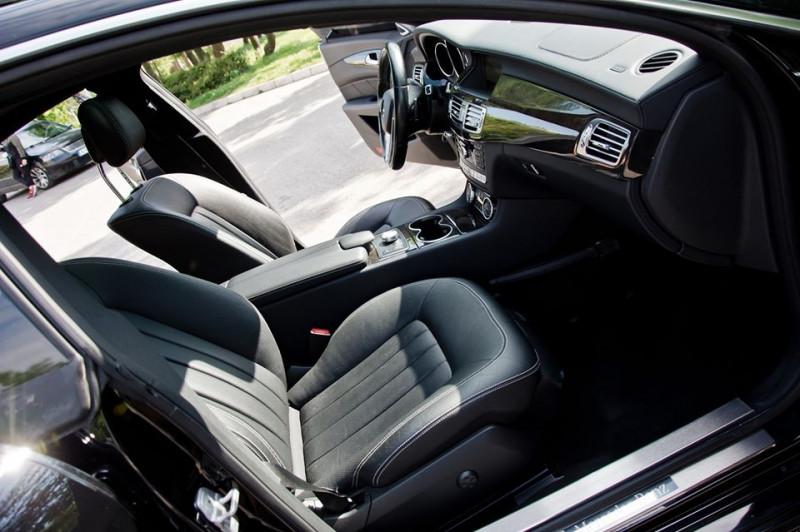 Mercedes-Benz CLS 500 - image 8