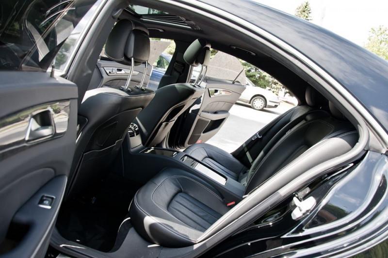 Mercedes-Benz CLS 500 - image 13