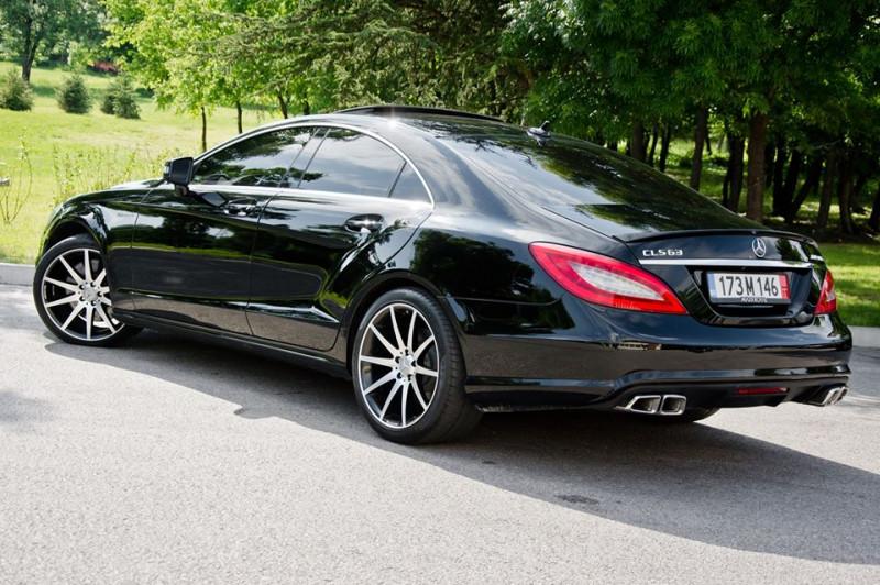 Mercedes-Benz CLS 500 - image 2