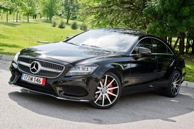 Mercedes-Benz CLS 500 - image 3