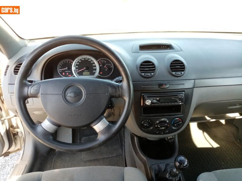 Chevrolet Lacetti - image 9
