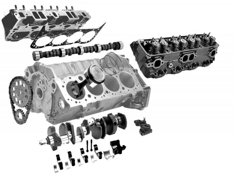 LIEBHERR Резервни части за двигатели