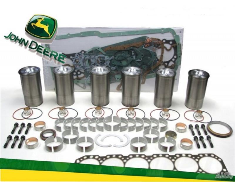 John Deere Резервни части за двигатели
