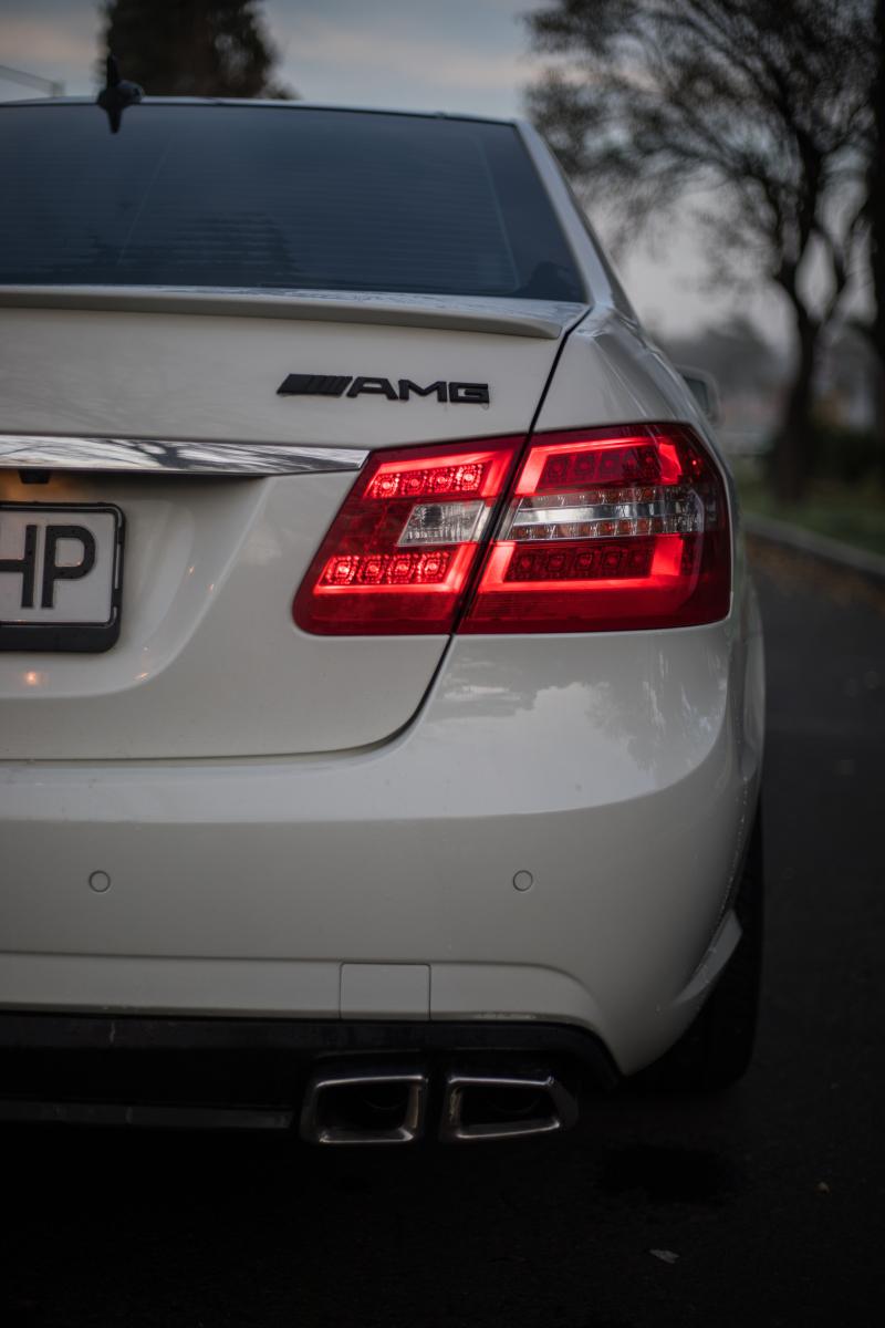 Mercedes-Benz Е 500 - image 6