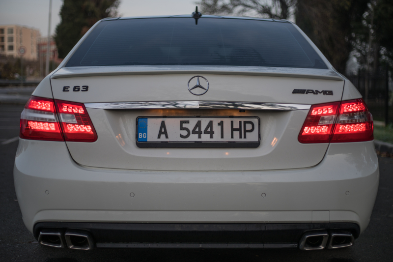 Mercedes-Benz Е 500 - image 4