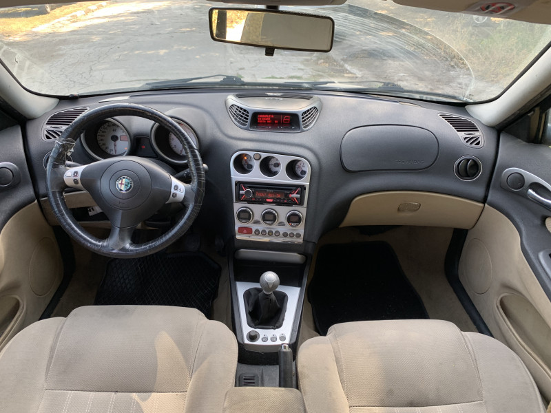Alfa Romeo 156 sportwagon - image 11