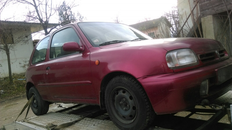 Nissan Micra - image 1
