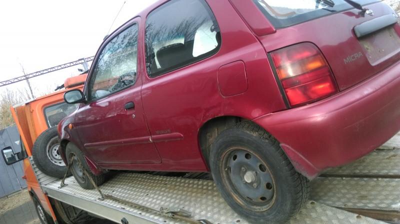 Nissan Micra - image 5