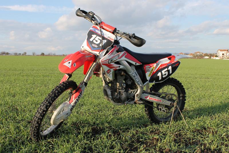 1- Honda Crf