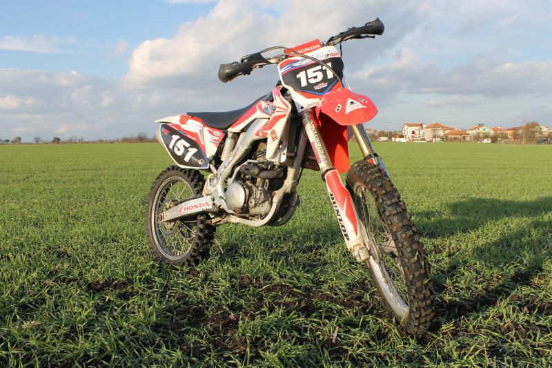 2- Honda Crf