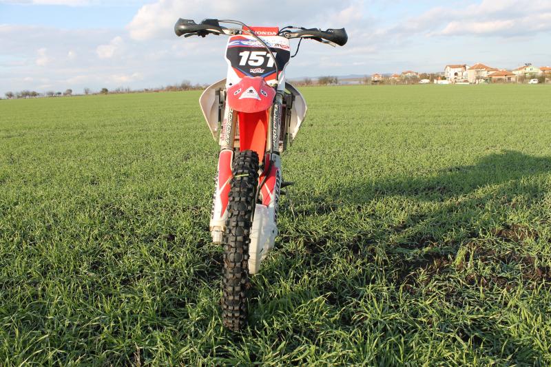 3- Honda Crf