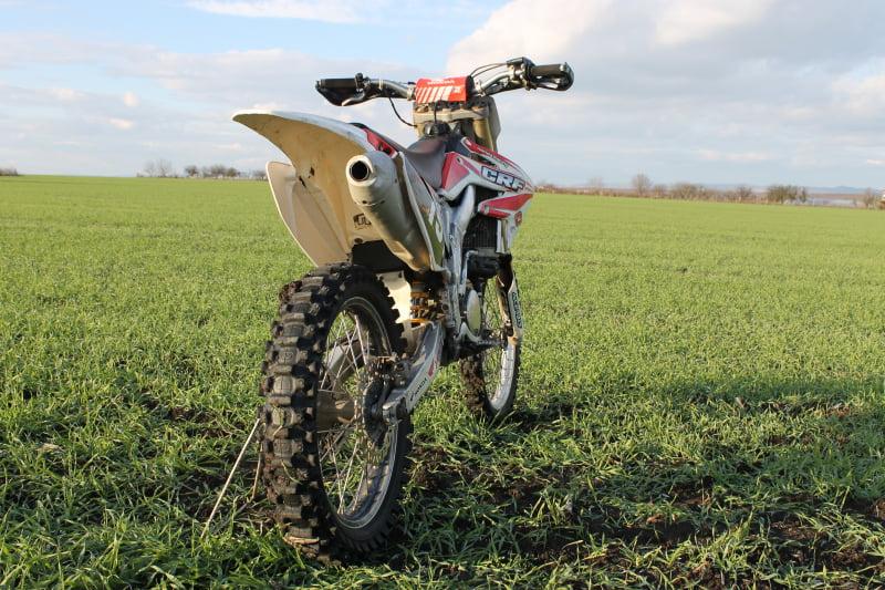 6- Honda Crf