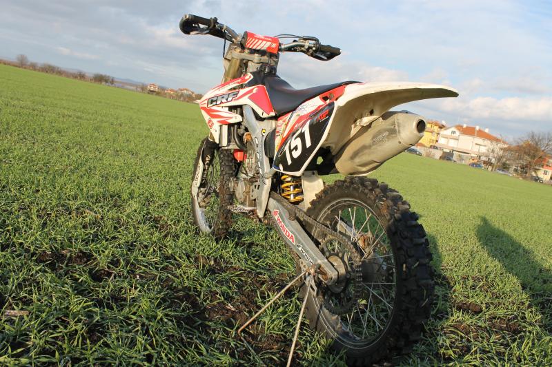 7- Honda Crf