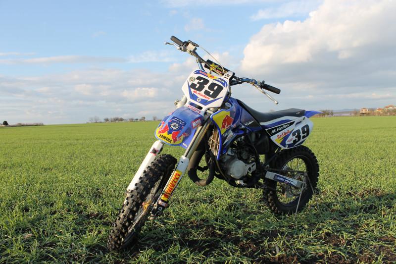 1- Yamaha Yz