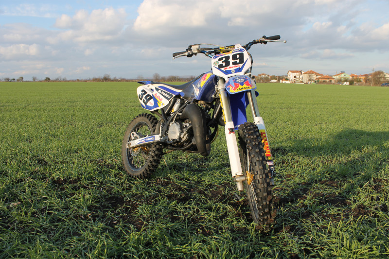 2- Yamaha Yz