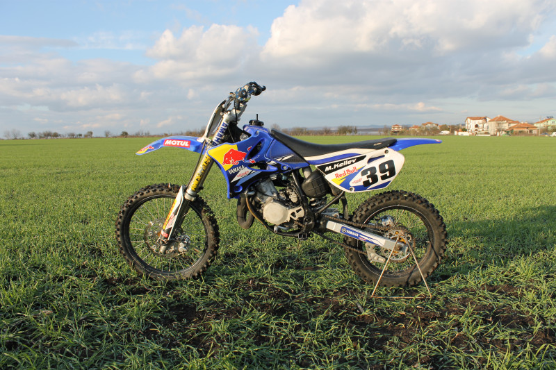 4- Yamaha Yz