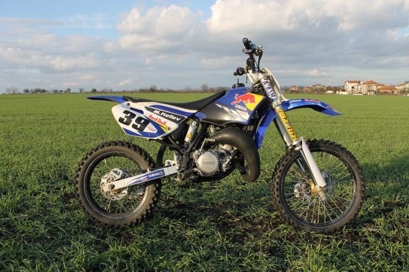 5- Yamaha Yz
