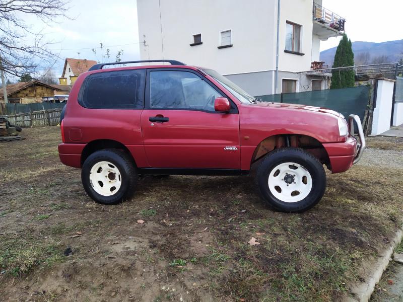 Suzuki Grand Vitara - image 4