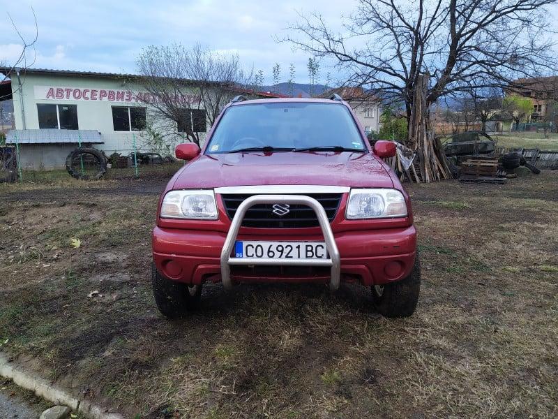 Suzuki Grand Vitara - image 3