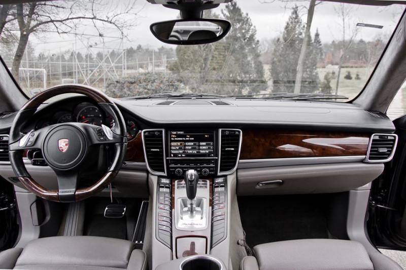 Porsche Panamera - image 13